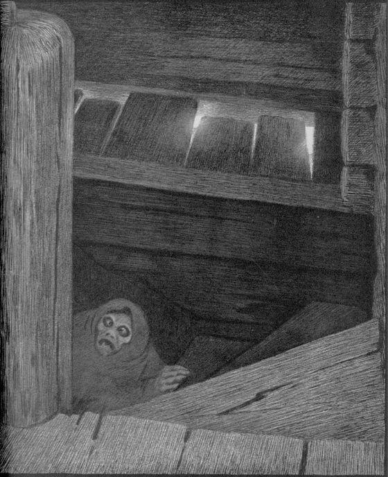 Theodor_Kittelsen_-_Pesta_i_trappen,_1896_(Pesta_on_the_Stairs)