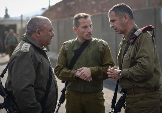 idf.gadi.einskot.chief.of.staff