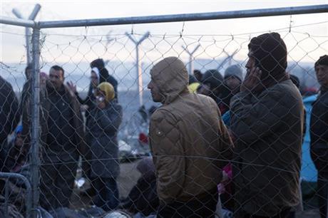 idomeni.border.søn.6.mars.2016