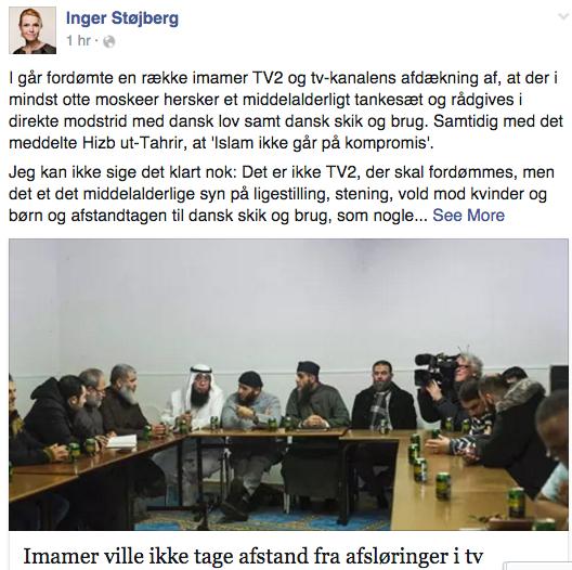 inger-støjberg-facebook