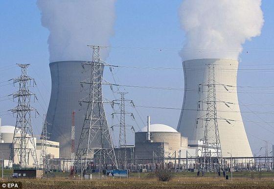 nuclear.plant.doel.belgium