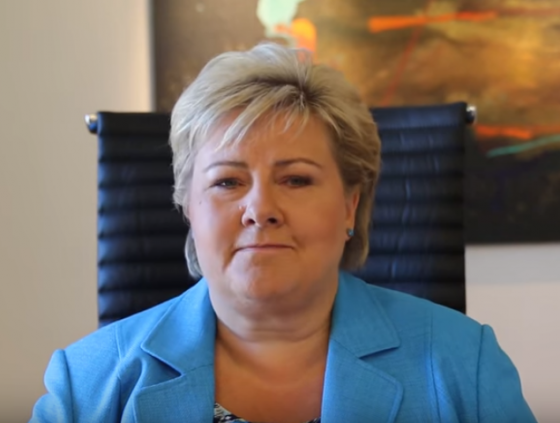 Erna Solberg4