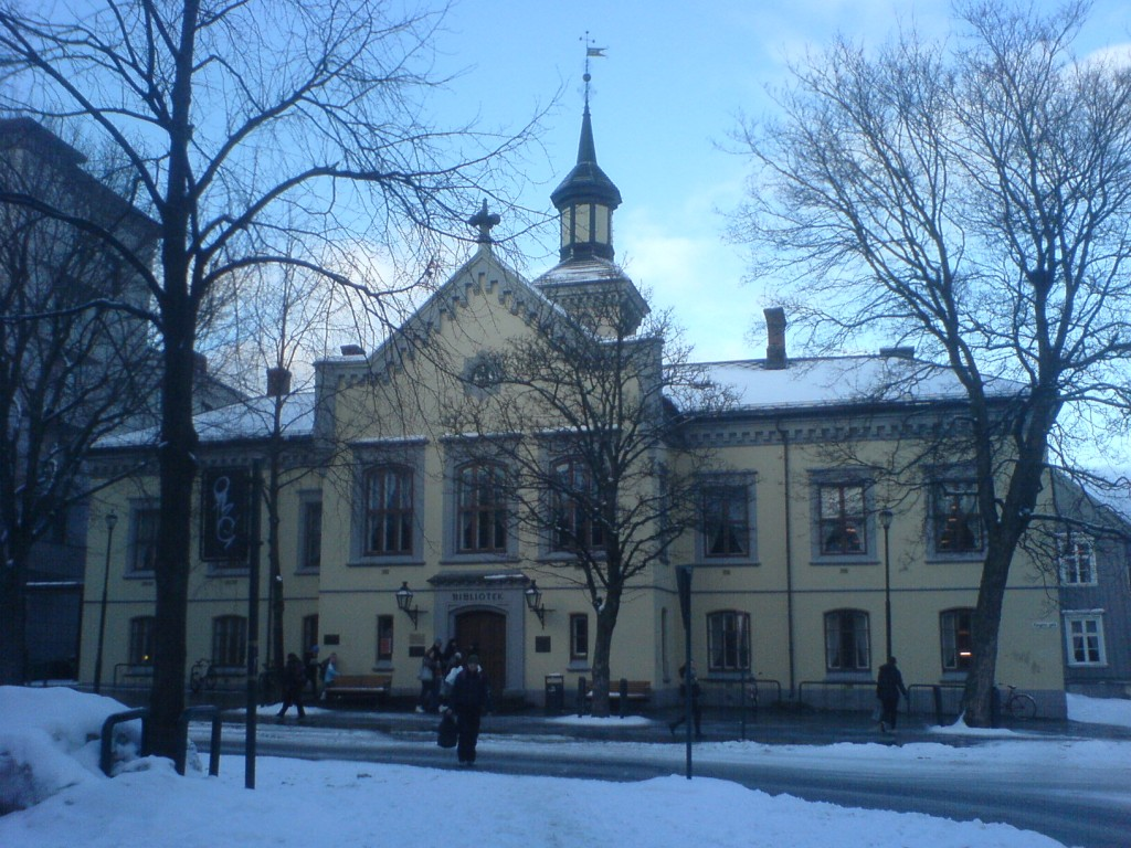 Trondheim_folkebibliotek