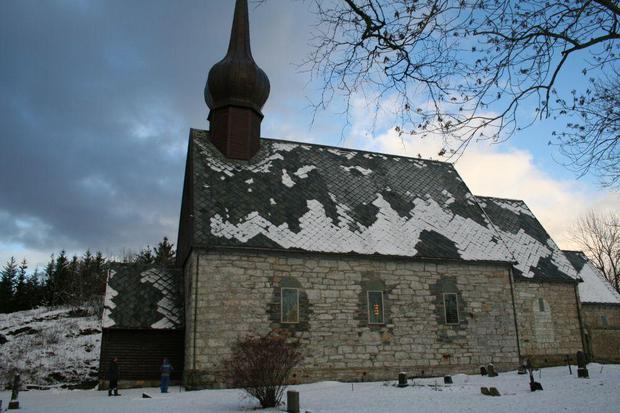 alstahaug.kirke