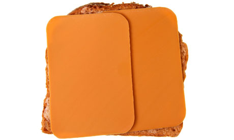Norwegian brown cheese brunost