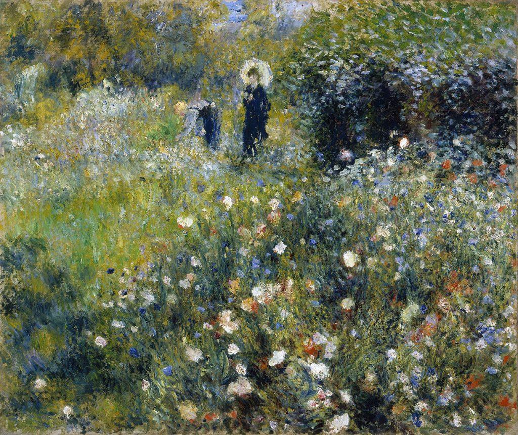 1219px-Pierre-Auguste_Renoir_-_Femme_avec_parasol_dans_un_jardin_-_Google_Art_Project