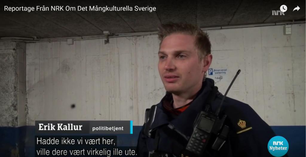 NRK reportasje fra Husby