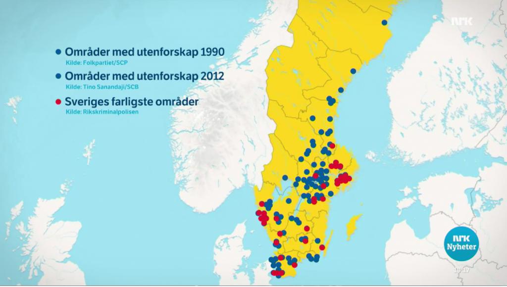 NRK reportasje fra Husby1