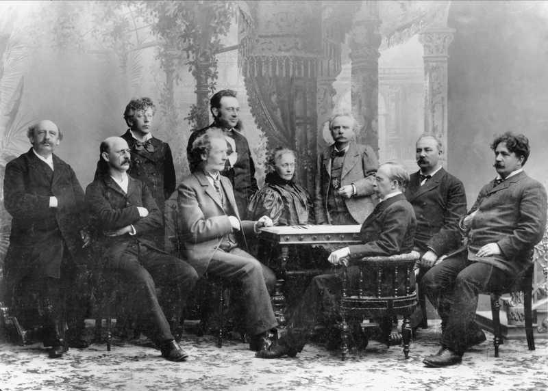 Norske_komponister_ved_Musikkfesten_i_Bergen,_1898