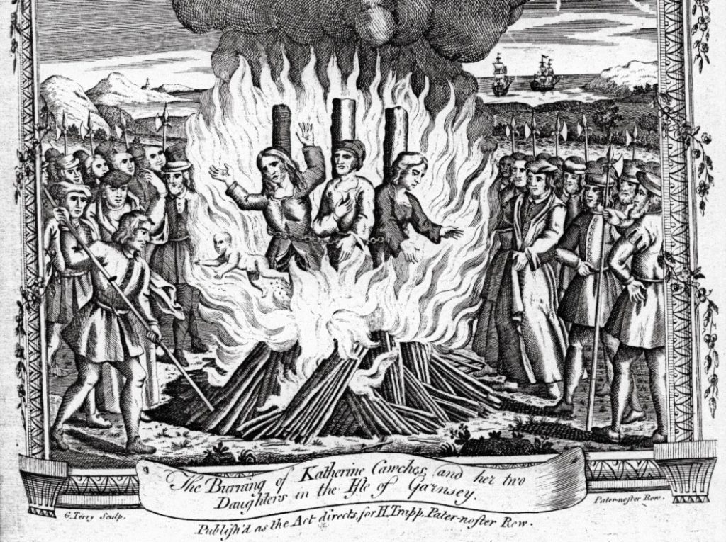 Persecution of the Mennonites from Foxes Book of Myrtyrs