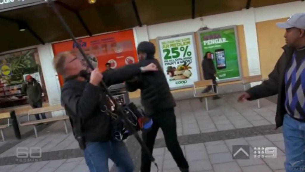 aussie.tv.attacked