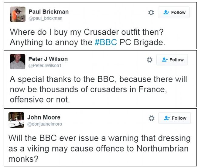 BBC tull