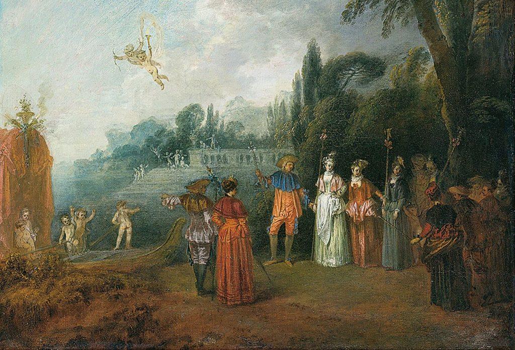 Jean-Antoine_Watteau_-_Embarking_to_Cythera_crop