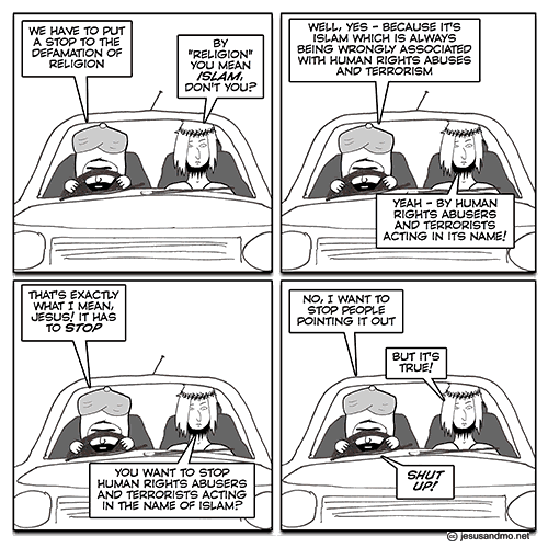 Jesus and Mo