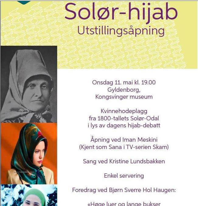 Solør hijab museum 2016 - 1