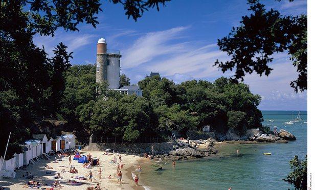 fransk strand