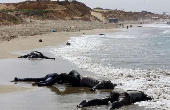 libya drowning