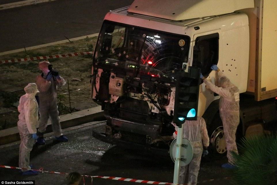 14:7-terror Nice Frankrike Bastille-dagen 2016