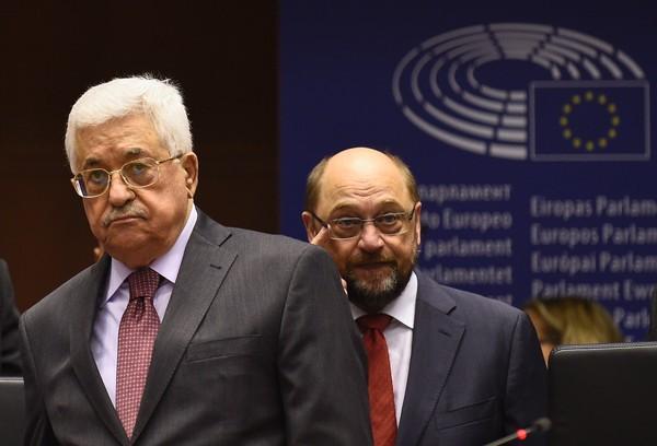 Abbas+speaks+European+Parliament+eJW1naDHxeYl