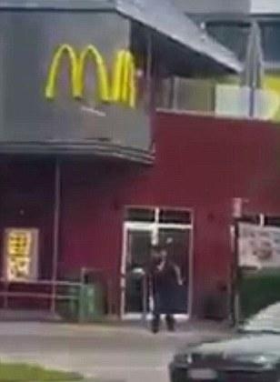 McDonalds terror München 2::7 terror 2016