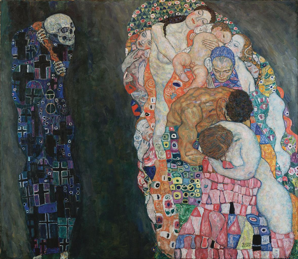 1177px-Gustav_Klimt_-_Death_and_Life_-_Google_Art_Project