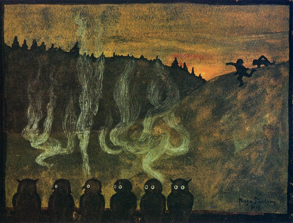 Hugo_Simberg_-_Näky_(1895)