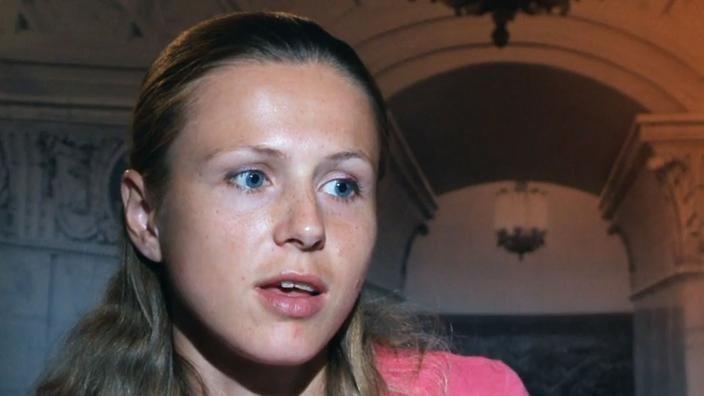 Yulia Stepanova ARD