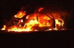 car.burning