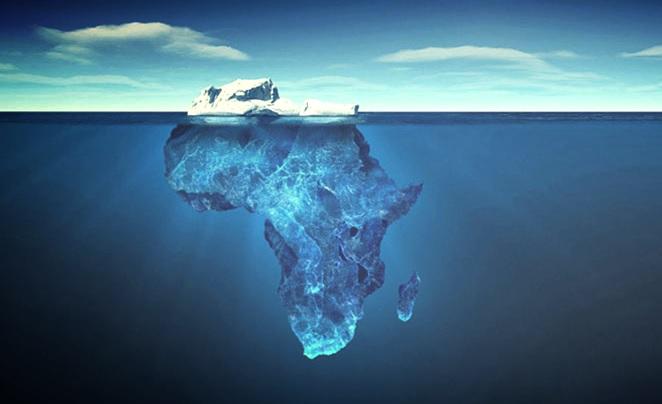 afrika-isfjell