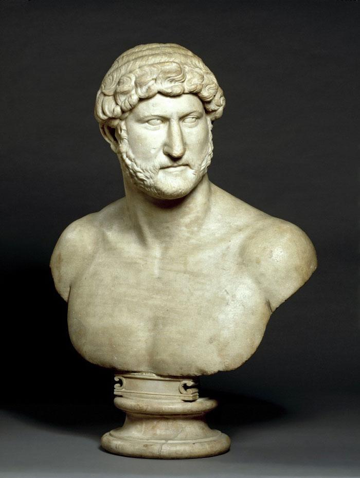 hadrian-bust