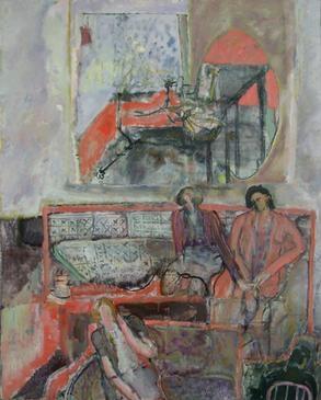 svein-strand_maurisk-interior_malerier94-04