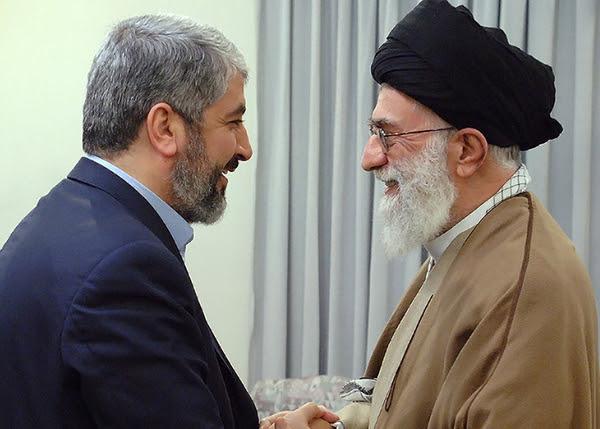 hamas-khamenei