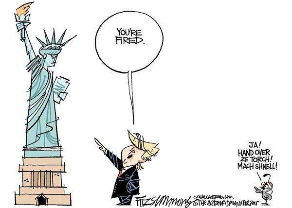trump-statue-of-liberty