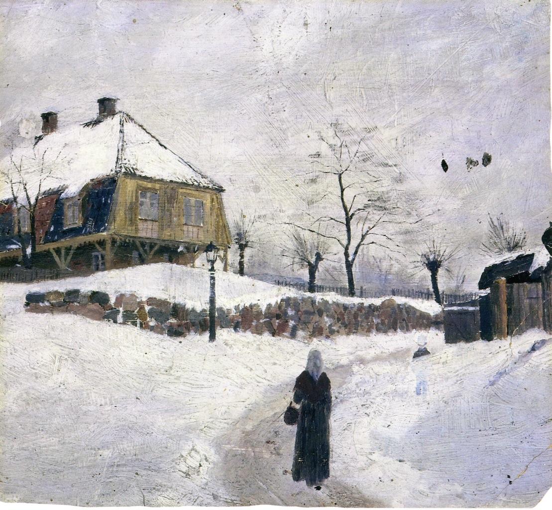 edvard_munch_-_ovre_foss_in_winter_1881-82