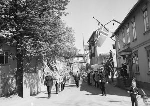 drobak-17-mai-1952