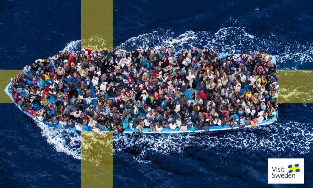 sverige-immigrasjon
