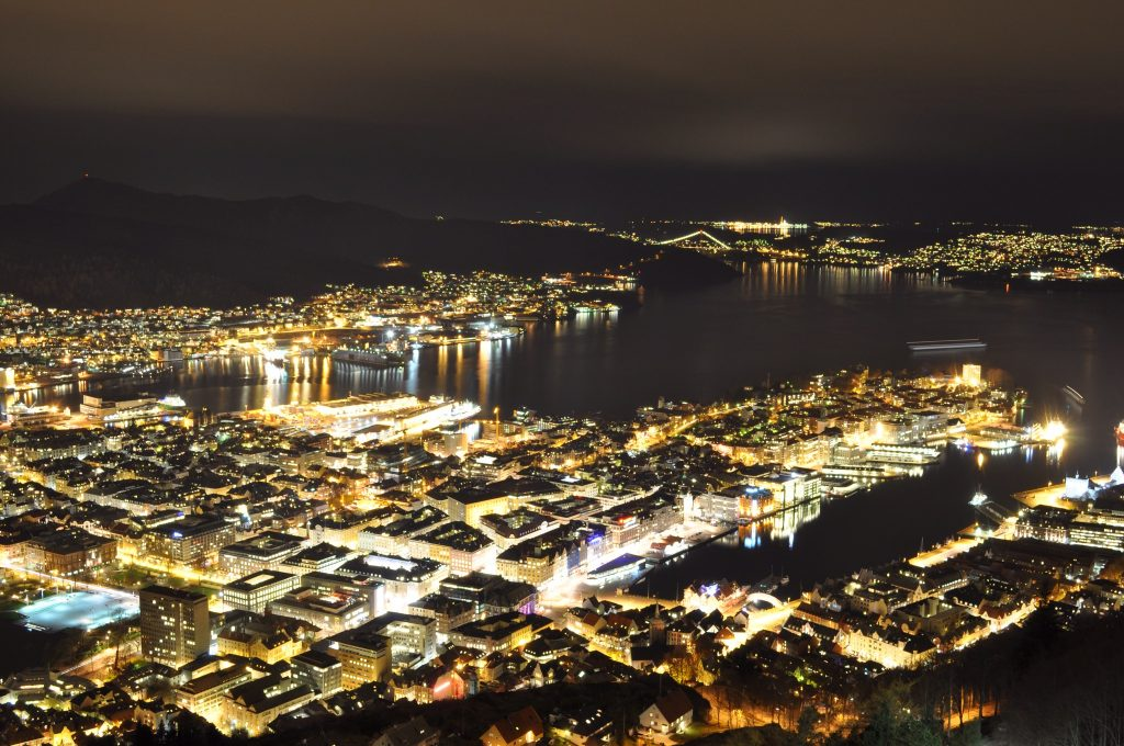bergen-by-night