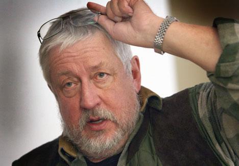 Leif GW Persson, Krimiolog