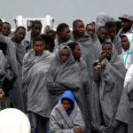 Italiensk bikkjeslagsmål om migrasjonen
