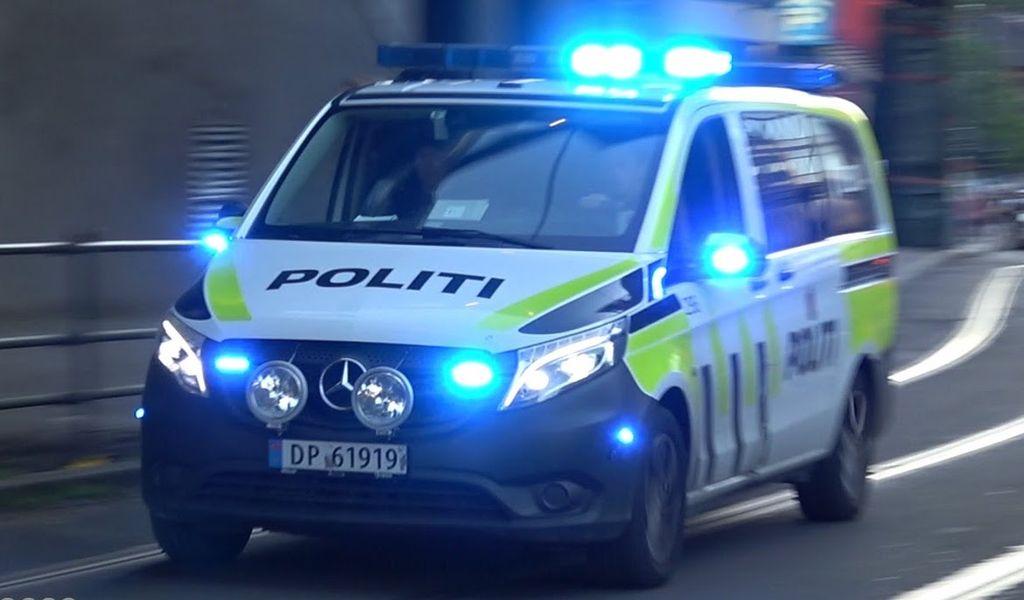 politi utrykning
