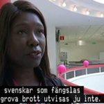 – Hvorfor utvises utenlandske kriminelle? Hvite svensker utvises jo ikke?