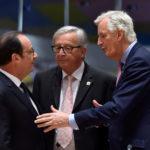 EU ser ut til å ville straffe Storbritannia for Brexit