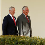 Krigsråd: Hele Senatet til Det hvite hus onsdag