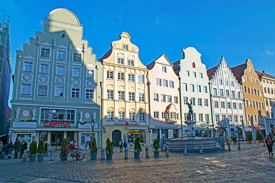 Tyskland enslige husholdninger