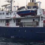 Defend Europe går til motaksjon i Middelhavet