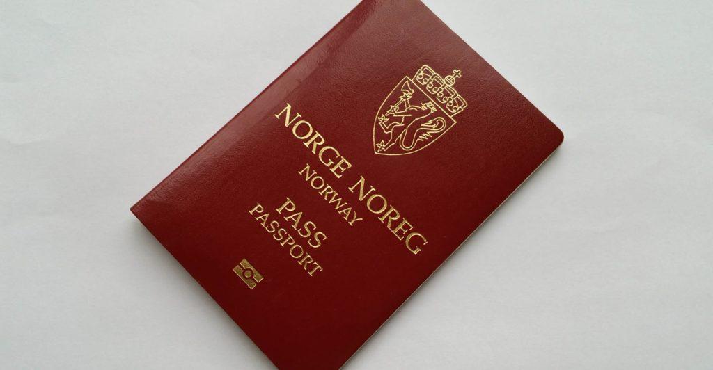 norsk statsborgerskap dobbelt