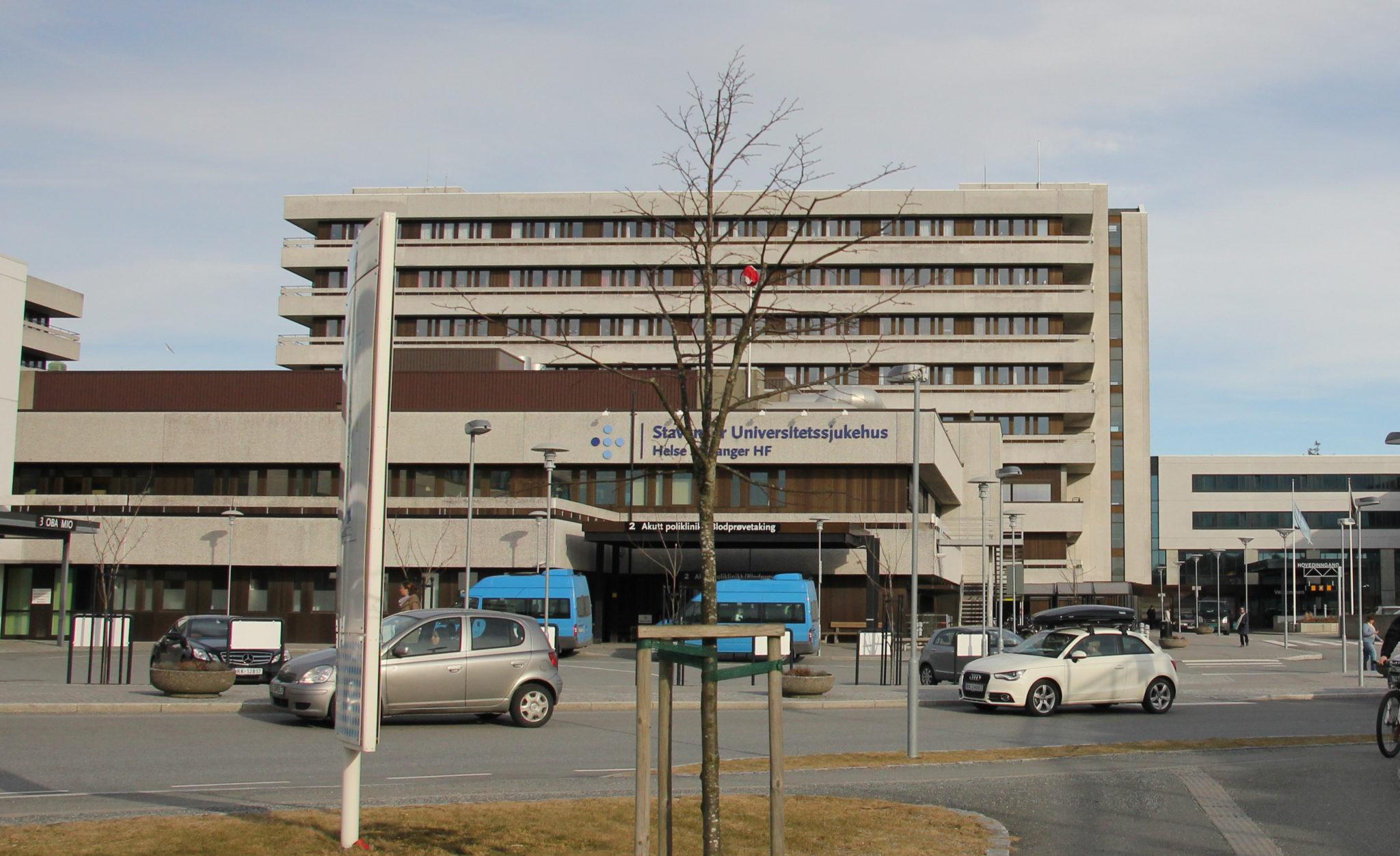 stavanger universitetssykehus