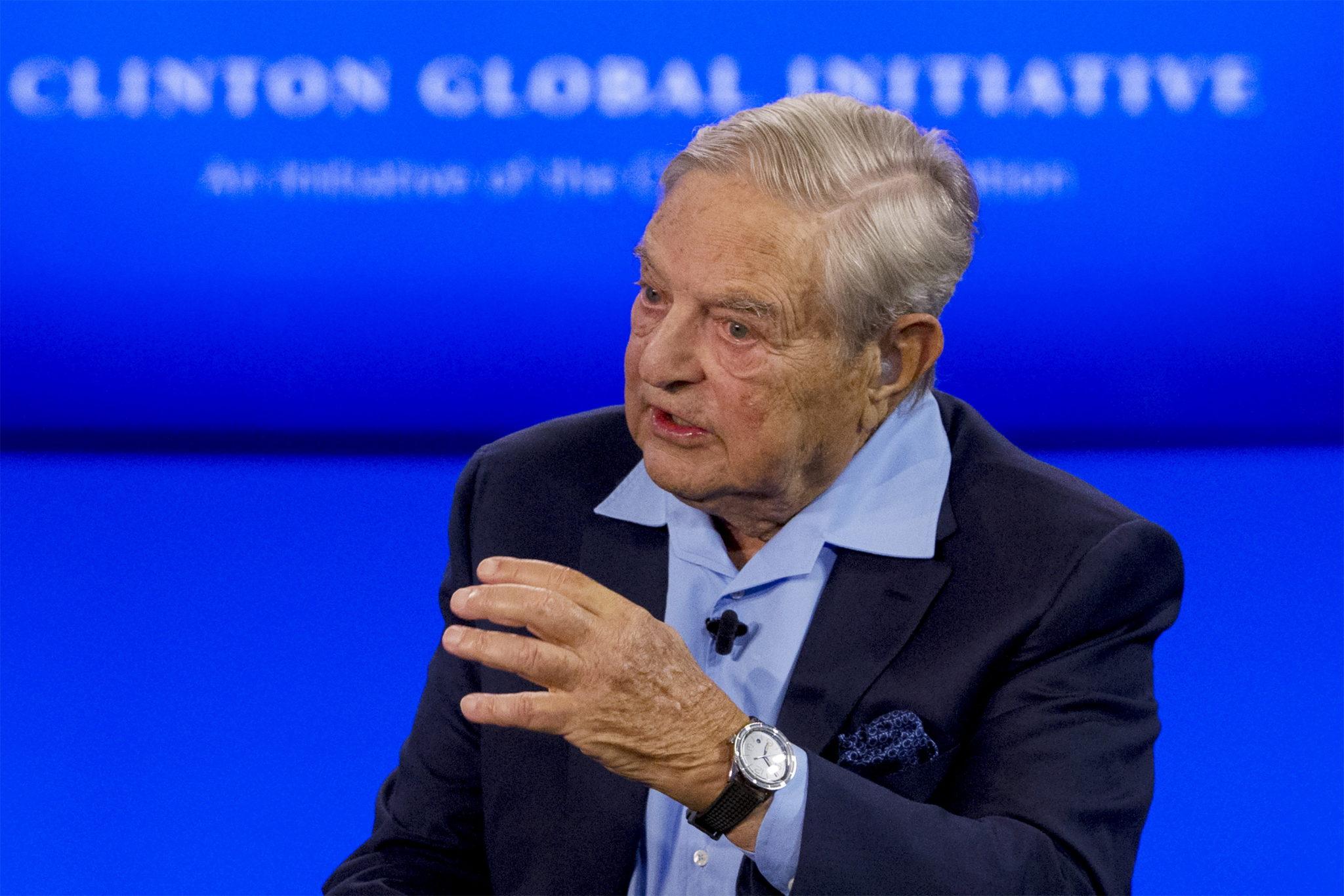 Soros sponser organisasjon som vil forhindre Brexit