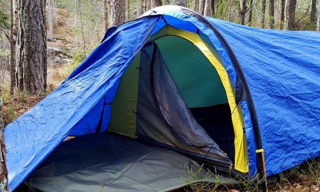 Samboerpar ba Nav om bolighjelp – fikk telt og liggeunderlag