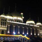 Kina river mega-moské – vil vise at ingen står over loven